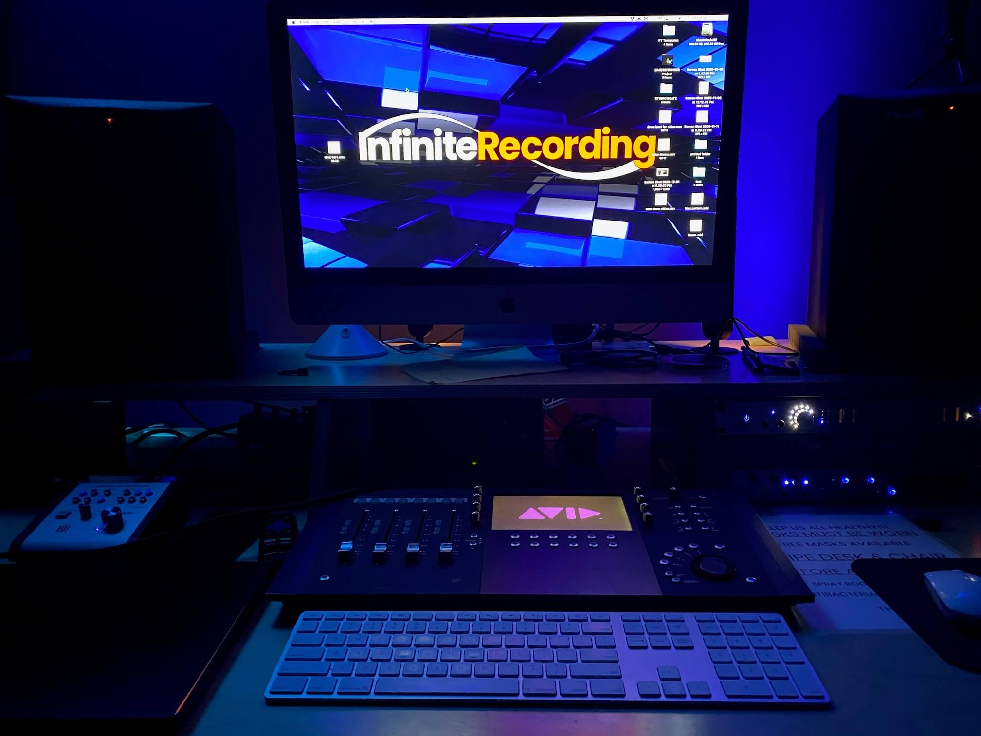 Tracking & Mixing